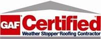 2020 GAF Certified Contractor